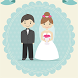 Dress up Bride and Groom by Bflux