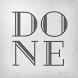 DONE magazine by Johannes Eckert