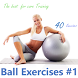 Ball exercises #1 by BeDeveloper