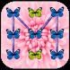 Flowers Pattern Lock Screen 2017 by AraienApps