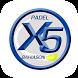 Padel X5 BahiAson by Syltek Solutions