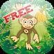 SeeSaw Monkey FREE by WebLantis