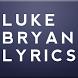 Luke Bryan Lyrics by Crystal Coast Apps