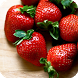 Strawberry Live Wallpapper by ChiefWallpapers