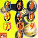 Fidget Spinners Lock Screen HD by ProOsEn