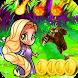 Temple Princess RapunzaL Adventure World by Jungle Calmiro Gammes