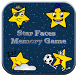 Star Faces Memory Game by NikaApps