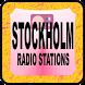 Stockholm Radio Stations by Tom Wilson Dev