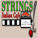 Strings Cafe Visalia by Adamantium Mobile
