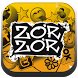 Start screen Zo'r-Zo'r by Celltick
