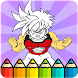How To Color Super Saiyan by ProApps91