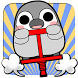 Jumping Pesoguin by peso.apps.pub.arts