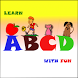 ABCD Alphabets For Kids