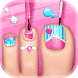 Foot Spa Game – Toe Nail Salon by Top Trending Apps