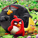 Angry Bird Wallpaper by mazda6