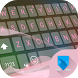 Black Pink Keyboard Theme by iTheme Team 2017