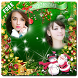 Christmas Dual Photo Frames by simple best app games
