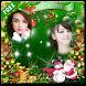 Christmas Dual Photo Frames