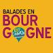Balades en Bourgogne by Côte-d'Or Tourisme