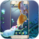 Cute Hamster Theme by Cool Theme Love
