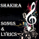 Shakira Songs & Lyrics by CactusDeveloper