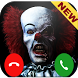 Fake Call From Pennywise Clown by Bena Inc