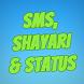 Superb SMS Shayari & Status by CreativeCom App
