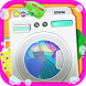 Laundry Girls Washing Clothes by Hammerhead Games