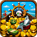 Pirates Gold Coin Party Dozer by Mindstorm Studios