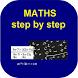 Maths step by step