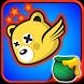 Honey Battle Flying Bear Game by AppsChild