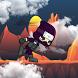 New Jumping Ninja by Serdi Brazi