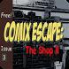 Comix Escape: The Shop II by HsRetroGames