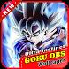 Ultra Instinct Goku DBS Wallpaper by Dapur Pacu
