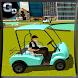 City Golf Cart Driving – 3D Hotel Pick & Drop Sim by Gam3Dude