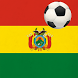 Bolivia Professional Football League LFPB by RedRoundRobot