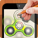 How to Draw Fidget Spinner by AR Apps And Games