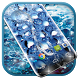 Waterdrops Megic Touch Live Wallpaper by Alina Camron