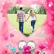 Valentine Frame and Valentine Card