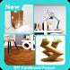 DIY Cardboard Project by Holaspica Studio