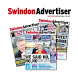 Swindon Advertiser Newspaper by Newsquest Media Group