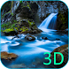 Waterfall 3D Live Wallpaper by Tanguyerfo