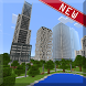 New Craft City MCPE by Crystal spring studio