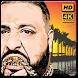 DJ Khaled Wallpaper HD by Hellcrut Inc.
