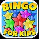 Bingo for Kids by Kevin Bradford