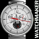 WATCH FACE SKY PILOT WHITE by Tak Team Studio