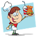 Burger combo meal cooking game by Krupali Patel