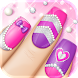 Fashion Nail Art Designs Game by BEAUTY LINX