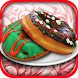 Christmas Donut Maker Baker by Detention Apps
