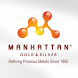 Precious Metal Prices by Manhattan Gold & Silver, Inc.